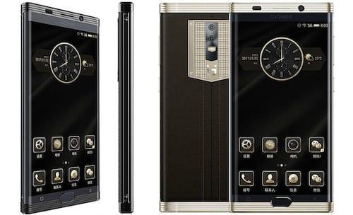 Smartphone de luxo na China tem 7.000mAh de bateria