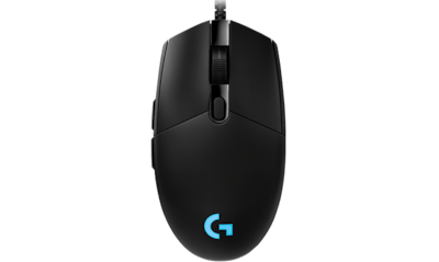 Logitech anuncia novo mouse G203 Prodigy