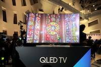 Samsung revela suas novas TVs QLED