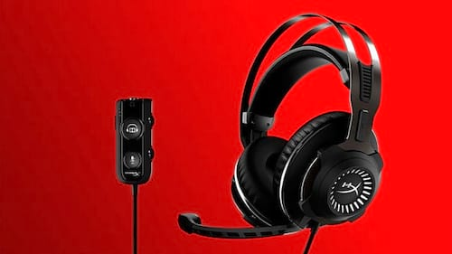 HyperX revela o Cloud Revolver S, o primeiro headset surround 7.1 Plug-and-Play da marca