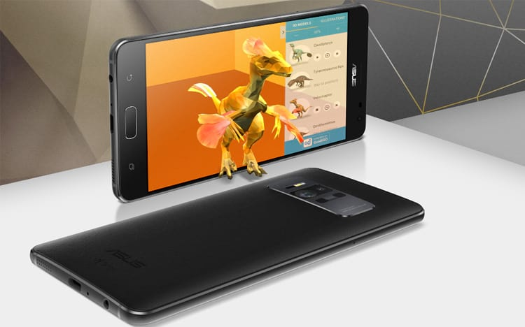 Asus lança o Zenfone AR com Project Tango do Google