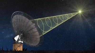 Mistério: Cientistas encontram fonte de ondas de rádio no espaço