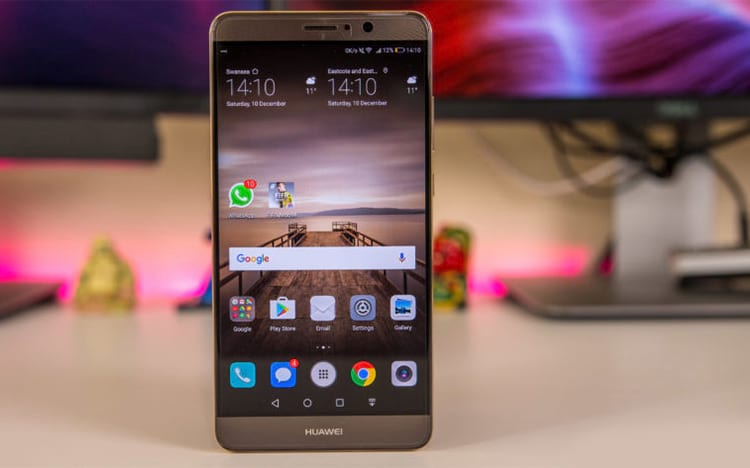 Huawei Mate 9 será o primeiro smartphone com assistente Alexa, da Amazon