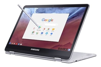 Samsung apresenta o ChromeBook Plus e ChromeBook Pro