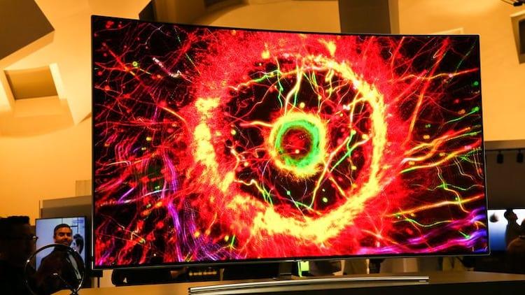 O que é a tecnologia de telas QLED?