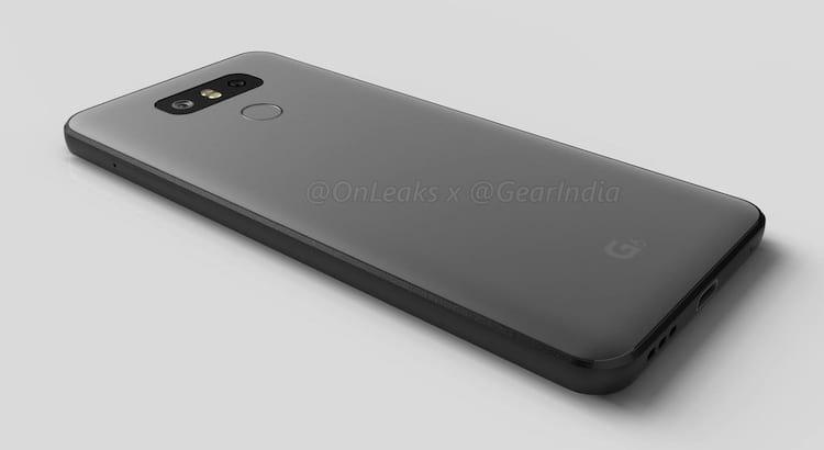 Rumores do novo LG G6