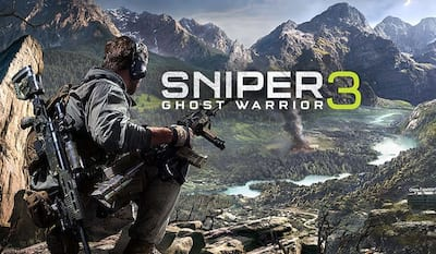 Кряк для Sniper Ghost Warrior 3