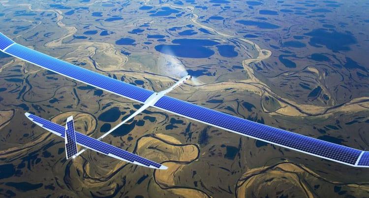 Dona do Google encerra projeto que usava drones para levar internet a lugares remotos