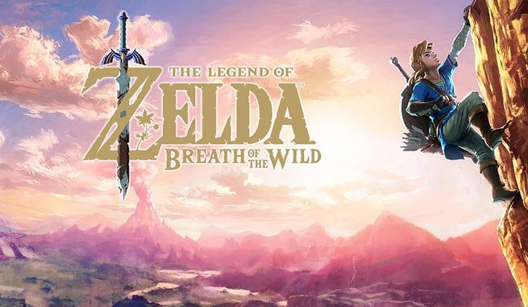 The Legend of Zelda: Breath of the Wild será lançado com o Switch