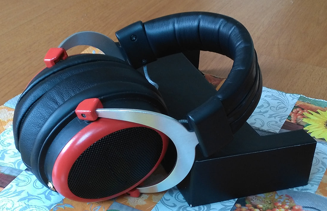 SHP80 com as earpads da Brainwavz