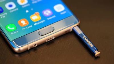 Samsung descobriu o que explodia os Galaxy Note 7