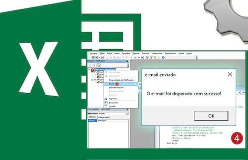 Enviando e-mail diretamente pelo Excel