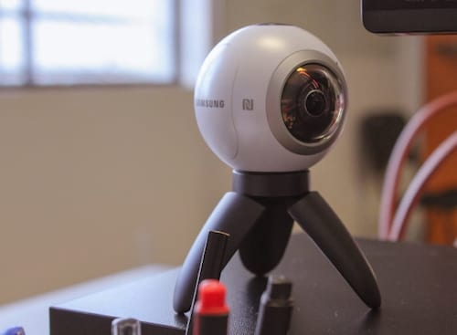 Review Samsung Gear 360