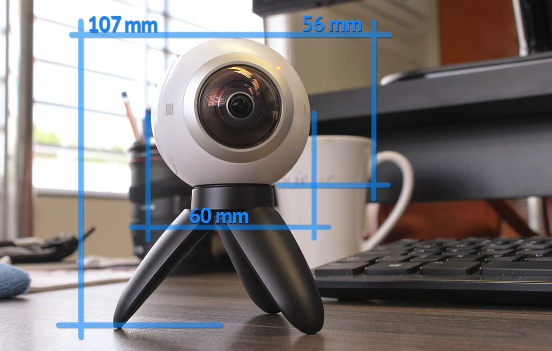 Review Samsung Gear 360
