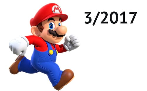 Super Mario Run para Android só em março