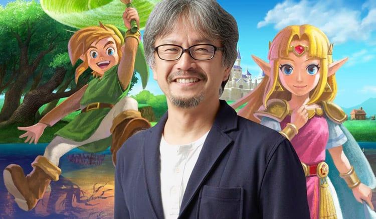 Nintendo Switch poderá receber mais um novo Zelda
