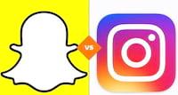Instagram e Snapchat: criadas com propostas diferentes, redes estão cada vez mais parecidas