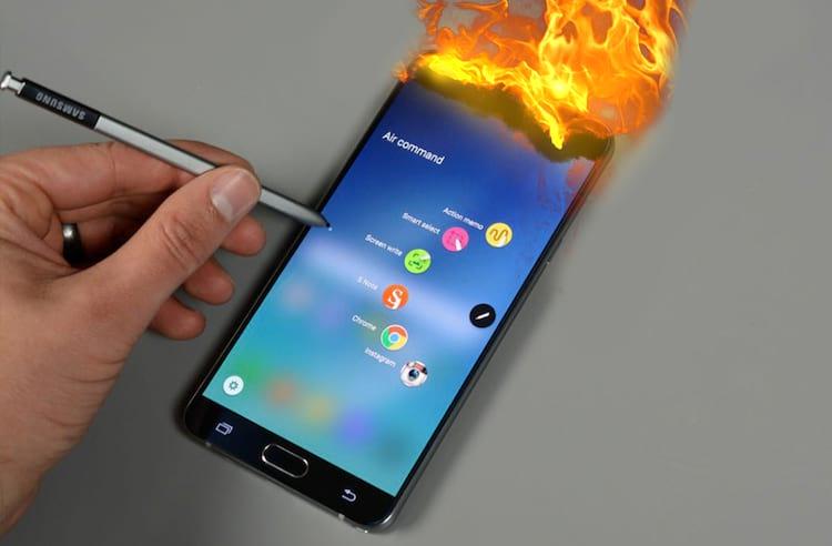 Samsung divulga a causa das explosões do Galaxy Note 7, e não é novidade