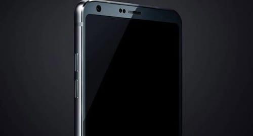LG G6 tem imagem vazada