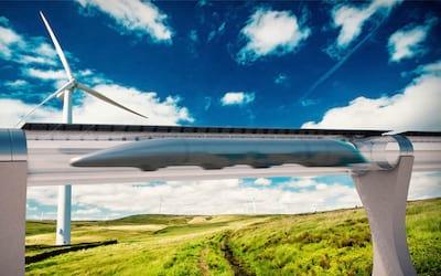 Toulouse receberá uma fábrica de hiperloop