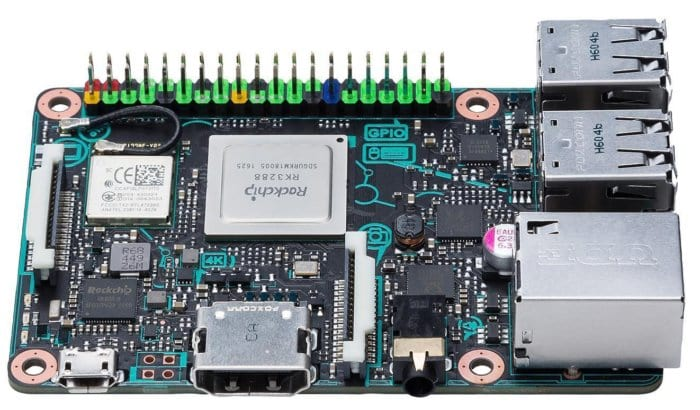 ASUS lança mini-PC Tinker Board, que roda vídeos em 4K para brigar com Raspberry Pi