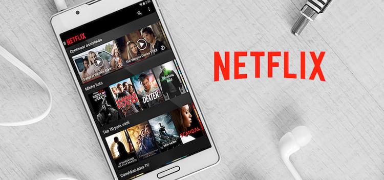 Como baixar filmes e séries da Netflix no cartão de memória pelo Android