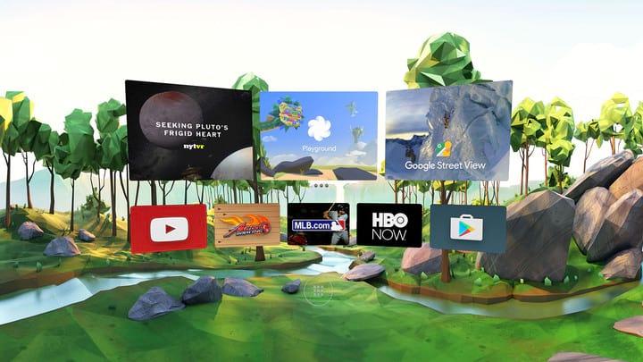Plataforma de realidade virtual Daydream do Google está aberta para todos desenvolvedores