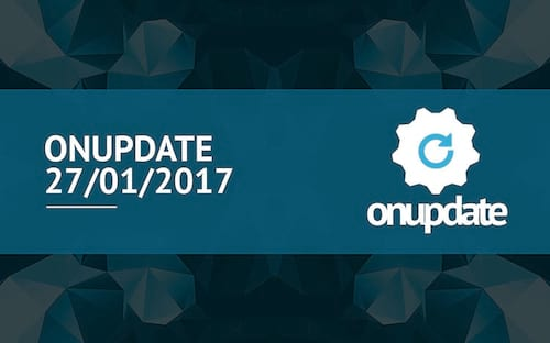 ON UPDATE - 27/01/2017