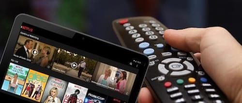 Canais de TV aberta negociam entrada de programação na Netflix