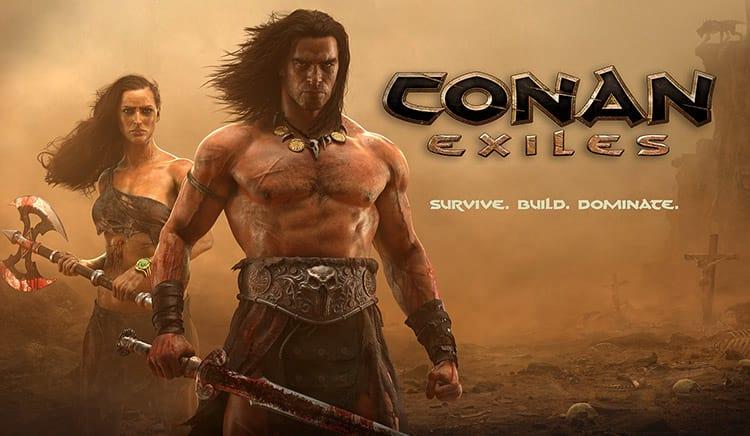 Resultado de imagem para Conan Exiles
