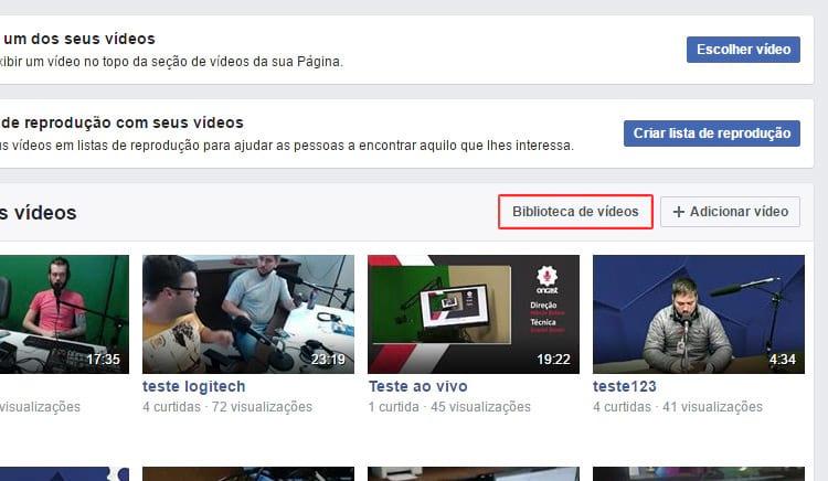 Como fazer uma live no Facebook?