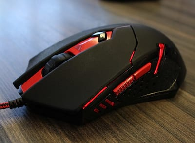 Review: Mouse Redragon Centrophorus, o