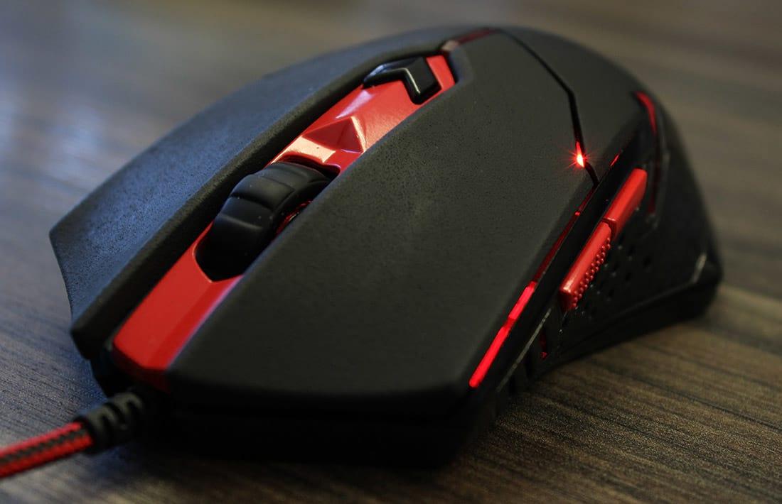 """Review: Mouse Redragon Centrophorus, o """"quase"""" da Redragon"""
