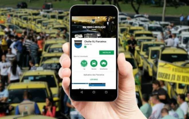 Antigo taxista e passageiro lançam um concorrente do Uber