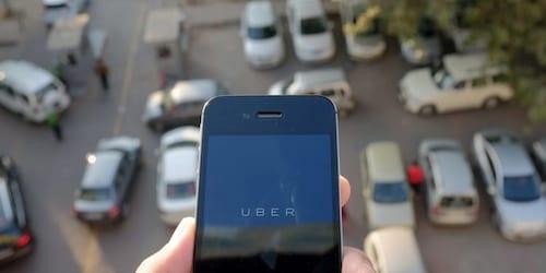Uber inicia os testes de serviço de aluguel de carros com motorista