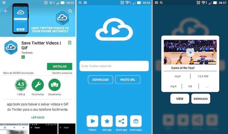 app para salvar video do instagram