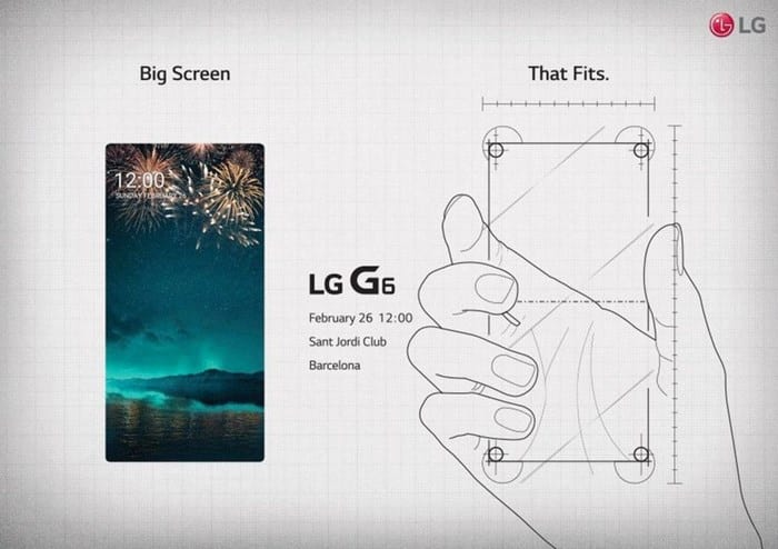 LG promete tela grande em próximo smartphone