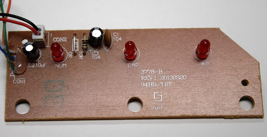 Review: Teclado Redragon Vajra, um teclado de membrana barato e decente