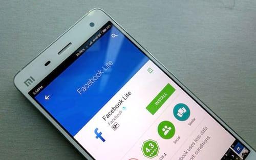 Facebook Lite alcança 200 milhões de usuários ativos