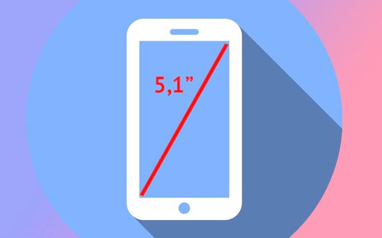 5 top smartphones com display de até 5,1 polegadas