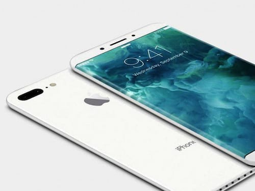 Rumores indicam que iPhone 8 poderá custar mais de US$ 1 mil
