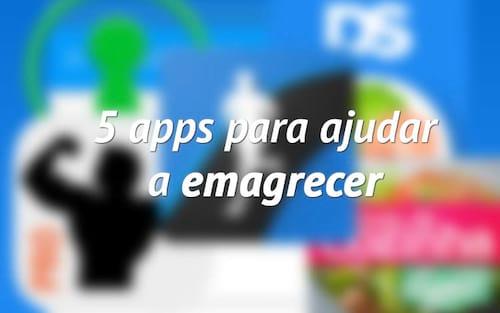 5 aplicativos para ajudar a emagrecer