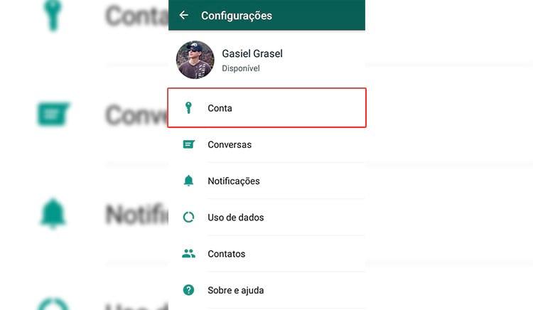 Como ativar a verificação em duas etapas do WhatsApp?