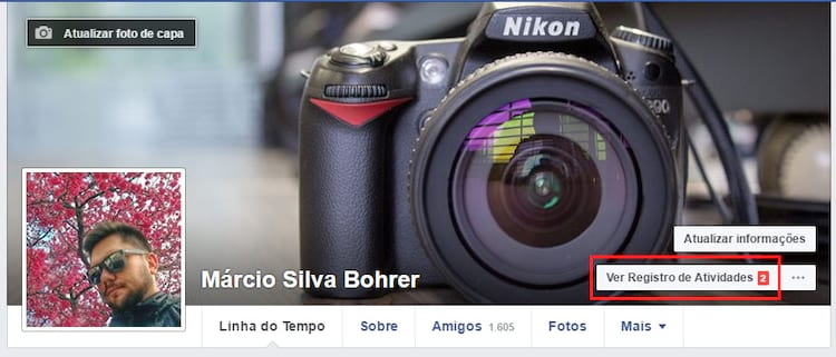 Como ocultar novas amizades no feed do Facebook
