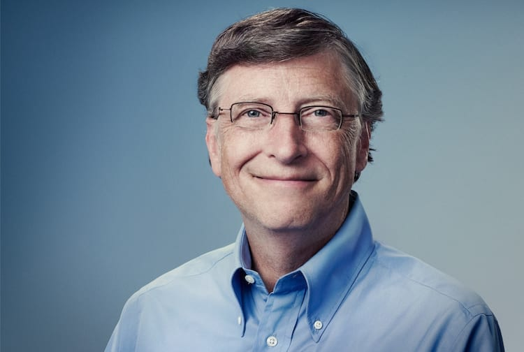 Bill Gates cria conta no WeChat