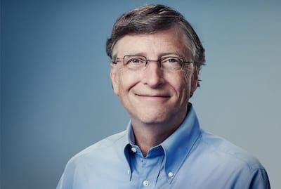 Bill Gates cria conta no WeChat