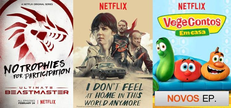 Novidades e lançamentos Netflix da semana (20/02 - 27/02/2017)