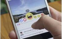 Facebook inicia os testes de uso de reações nos comentários