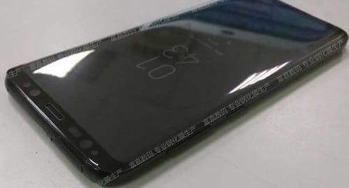 Nova imagem mostra Galaxy S8 e Galaxy S8 Plus lado a lado