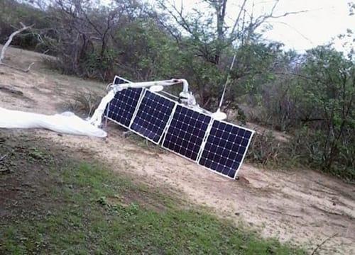 Balão do Project Loon cai no interior do Piauí